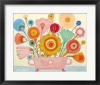 Framed Flowers n. 4