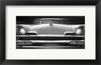 Framed Lincoln Continental