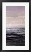 Ocean Eleven VI (right) Framed Print