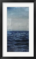 Ocean Eleven III (right) Framed Print
