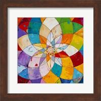 Framed Kaleidoscopic