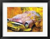 Framed 1953 Buick