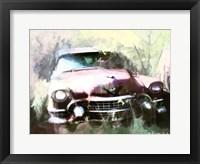 Framed 1955 Cadillac in Harmony