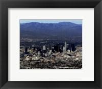 Framed Los Angeles, California- 2012