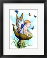 Framed Boy Blue