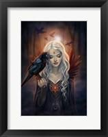 Framed Ravenkin