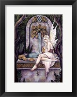 Framed Fairy Wishing Well