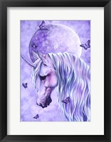 Framed Moonlit Magic
