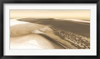 Framed Chasma Boreale, a Flat-Floored Valley on Mars' North Polar Ice Cap