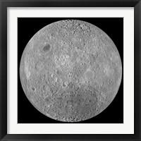 Framed Far Side of the Moon