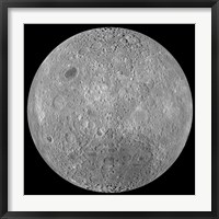 Framed Far Side of the Moon