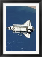 Framed Space Shuttle Discovery1