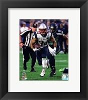 Framed Shane Vereen Super Bowl XLIX Action