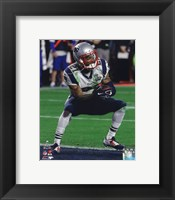 Framed Malcolm Butler Interception Super Bowl XLIX