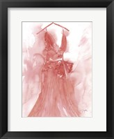 Framed Marsala Ballgown 1