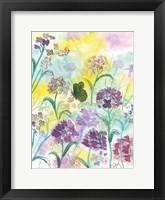 Framed Wildflower Meadow