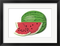 Framed Watermelons