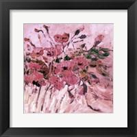 Framed Pink Romance 2