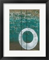 Sabot I Framed Print