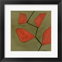 Trapezoids 2 Framed Print