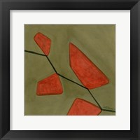 Trapezoids 3 Framed Print