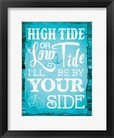 Coastal Love 02 Framed Print