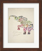 Framed Elephant Set 02