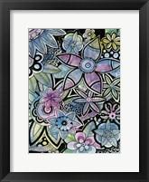 Framed Jungle Blooms