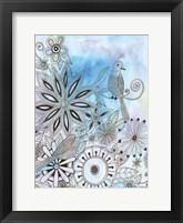 Framed Sparrow Jungle