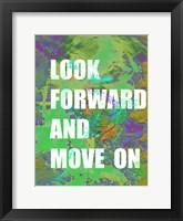 Framed Look Forward