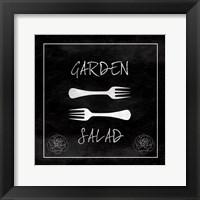 Framed Garden Salad