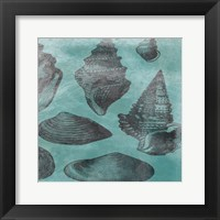 Ocean fusion Framed Print