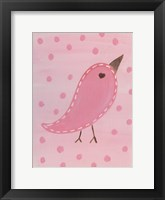 Framed Heart Chick 1