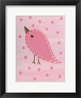 Framed Heart Chick 3