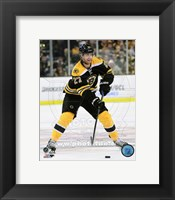 Framed Dougie Hamilton 2014-15 Action
