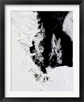 Framed January 18, 2010 - Ross Sea, Antarctica