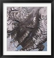 Framed McMurdo Dry Valleys West of McMurdo Sound, Antarctica