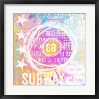 Framed Sixty Eight
