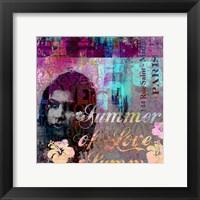Framed Summer of Love