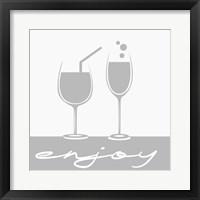 Enjoy II Framed Print