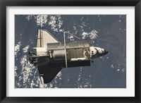 Framed Space Shuttle Discovery 2