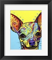 Framed Chihuahua I