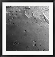 Framed Surface of Mars