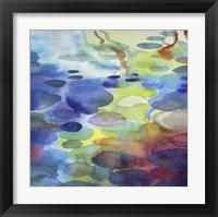 Framed Ornamental Pond 3