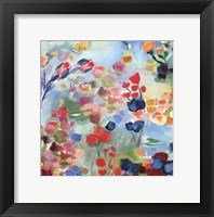 Framed French Floral