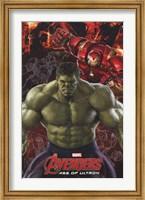 Framed Avengers 2 - Hulk