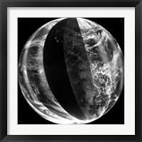 Framed Lunar Eclipse