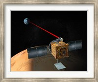 Framed Mars Telecommunications Orbiter