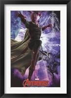 Framed Avengers 2 - Vision