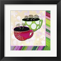 Tea Party I Framed Print